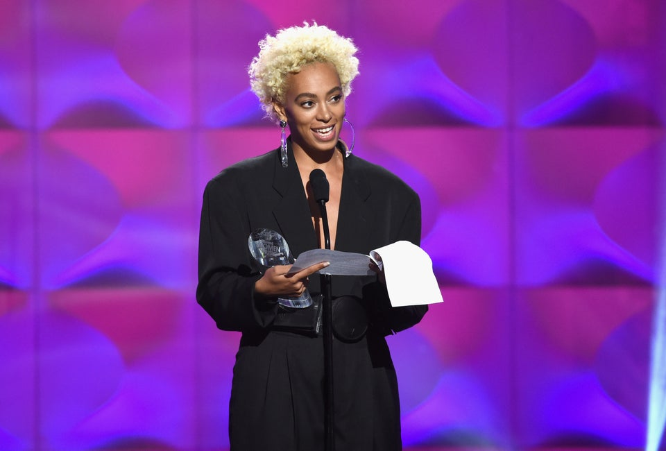 How A Devastating MomentIn Solange's Life Led To Her Becoming A Singer
