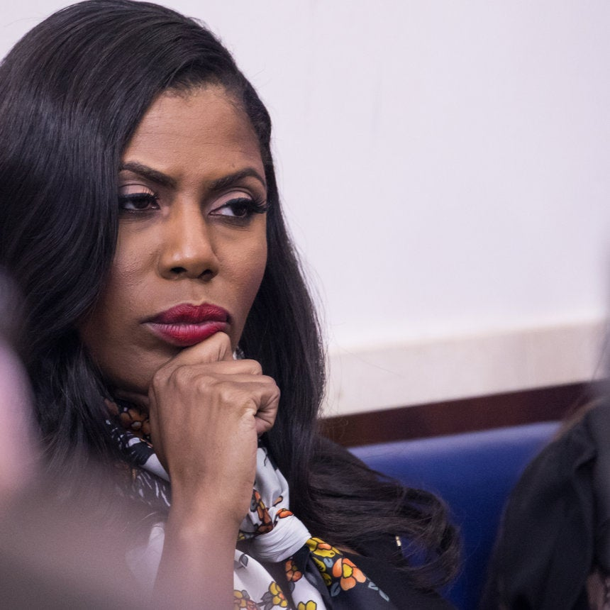 Omarosa Also Recorded Video During Her Time At The White House