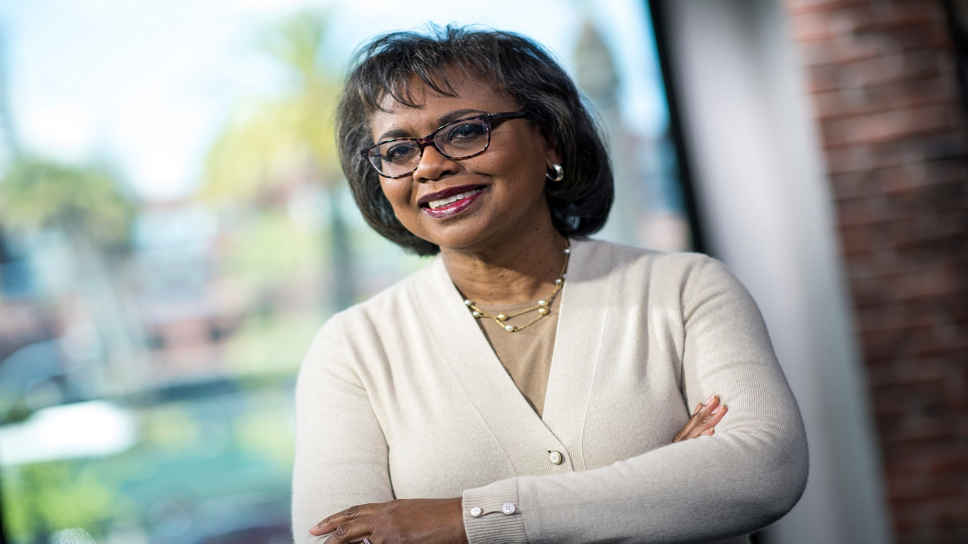 Anita Hill Joins A Hollywood Commission To Combat Sexual Misconduct