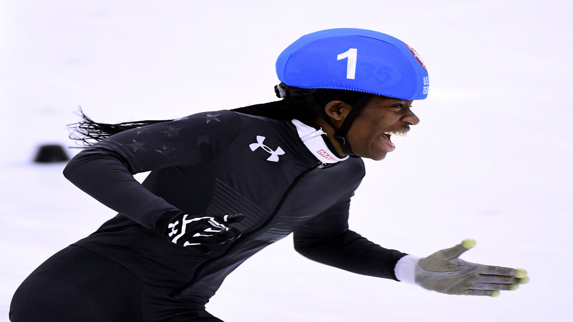 This Teen Just Became The First Black Woman To Make An Olympic Speedskating Team