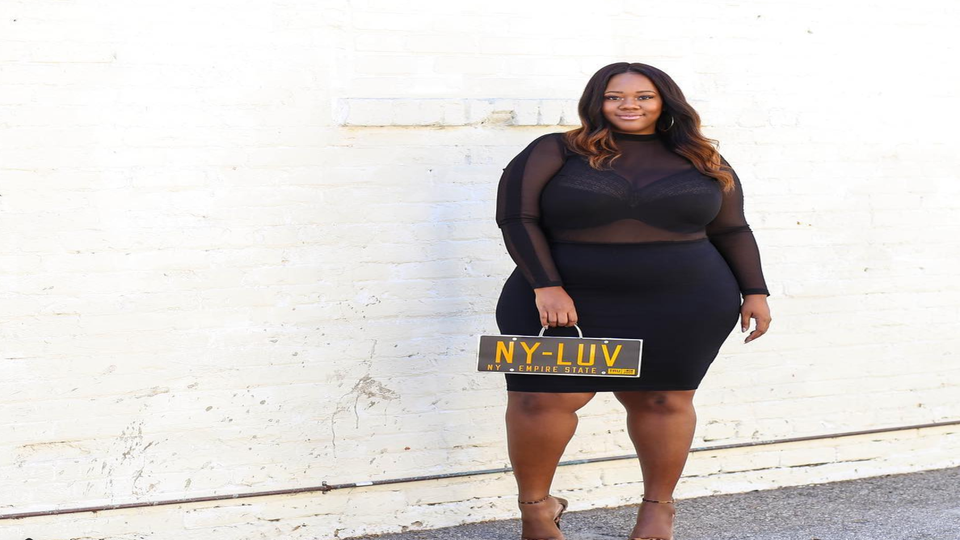 The Stunningly Stylish Curvy Women Who Blew Our Minds In 2017