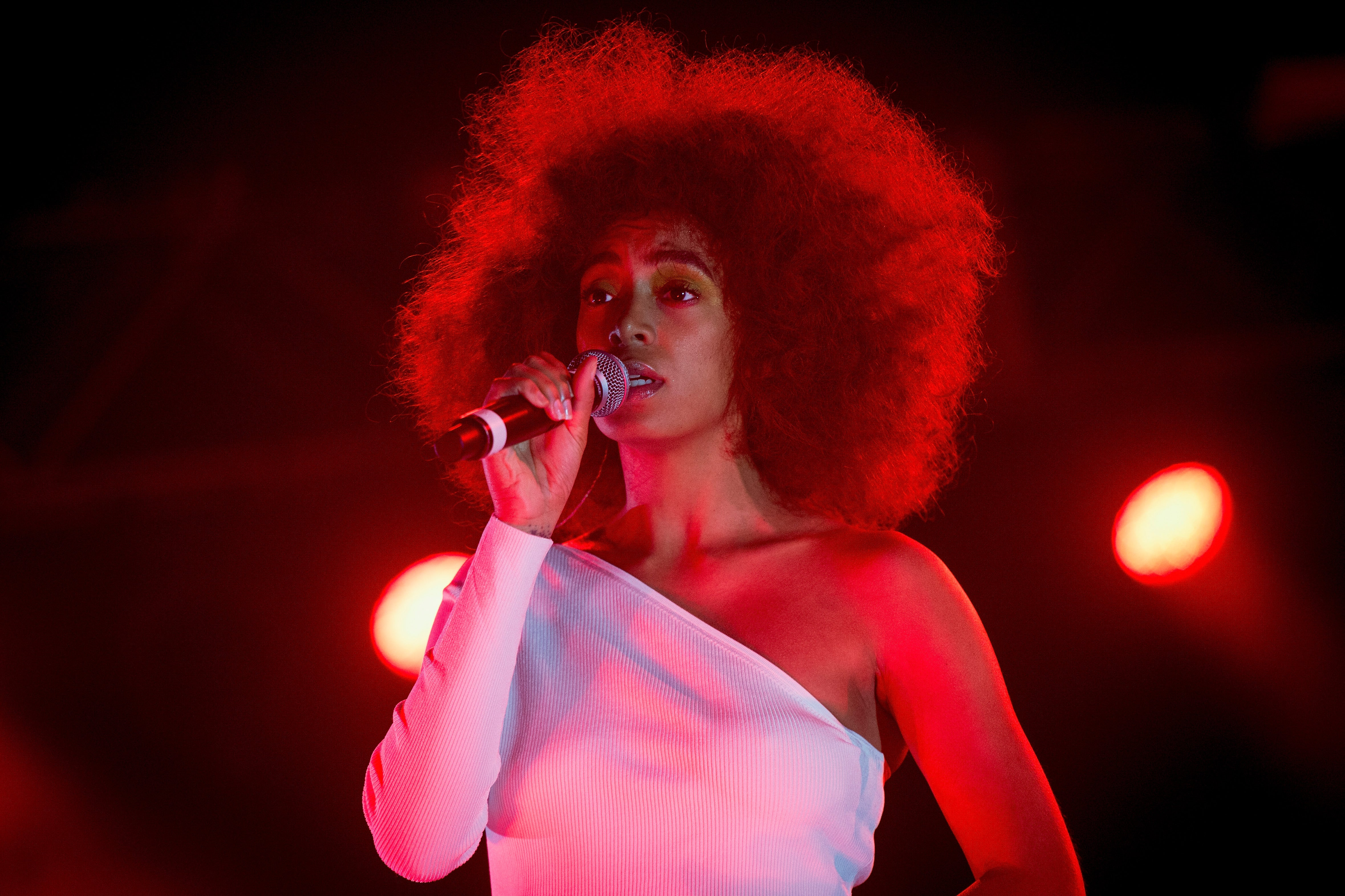 What Is Solange Up To? Fans Lose It Over Singer's BlackPlanet Takeover
