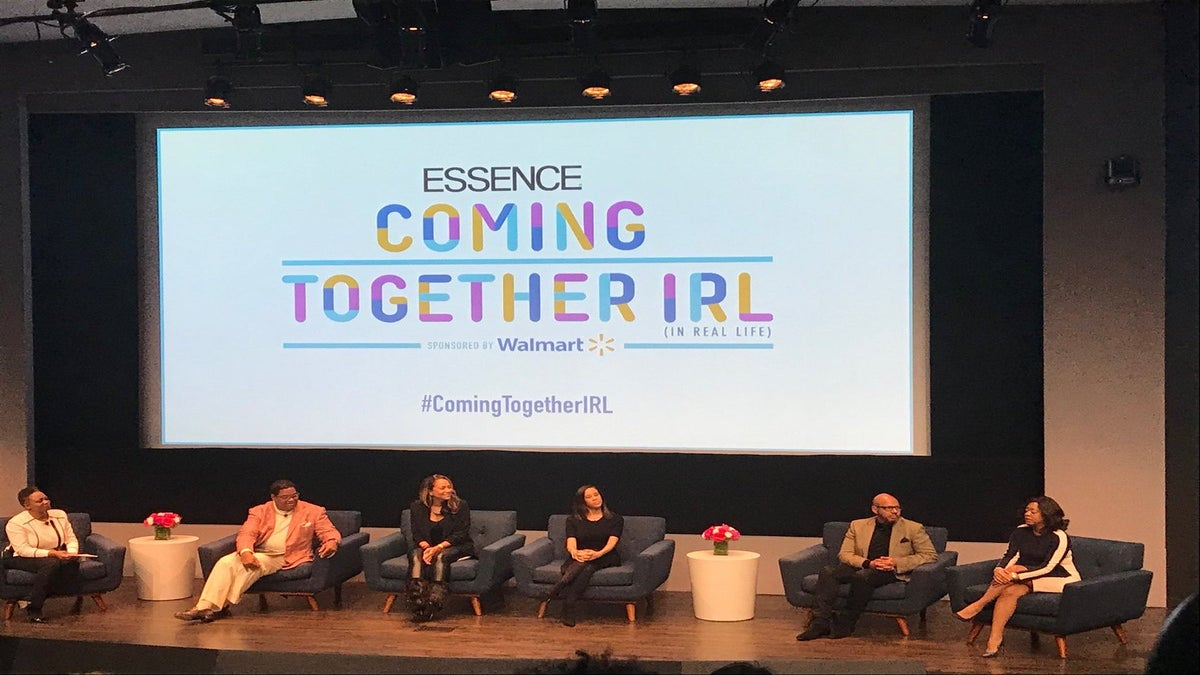 ESSENCE 'Coming Together IRL' Panel Gets Honest About Black Women & Workforce Diversity