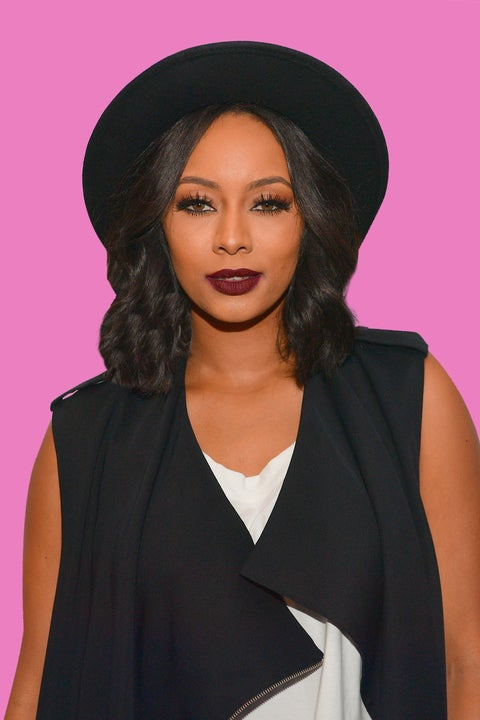 Keri Hilson Is Very Happy With Her Relationship Status: 'I'm Single By Choice'