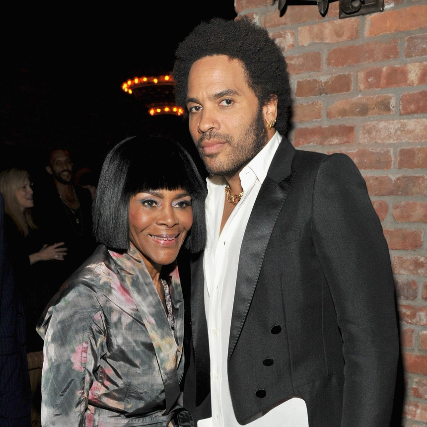 Lenny Kravitz Shares A Sweet Message For Godmother Cicely Tyson On Her 93rd Birthday