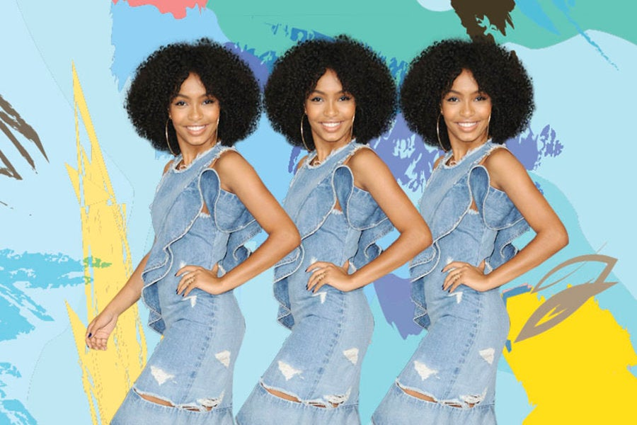 Yara's Natural Hairstyles Are Killing The Game on 'Grown-ish ...