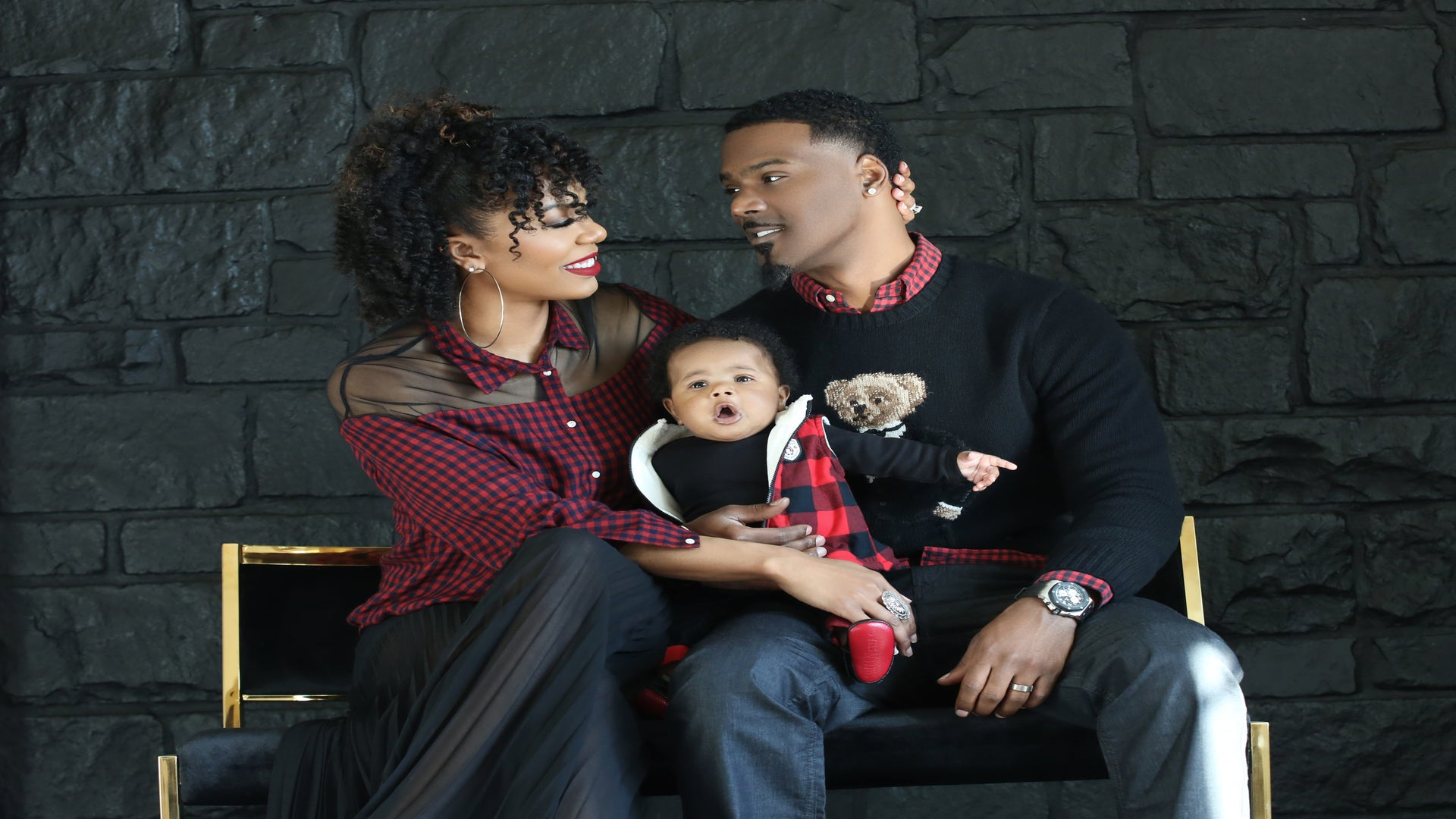 Olympic Champion Sanya Richards-Ross Taps Celebrity Stylist Ty Hunter To Style Your Family