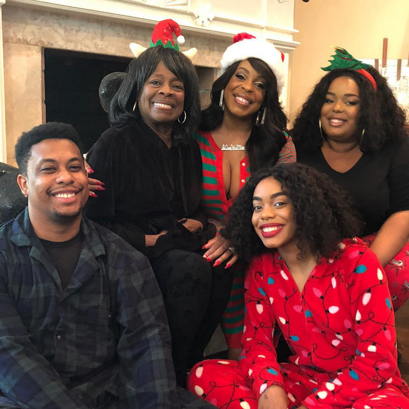 Here's How All Your Fave Celebs Spent Christmas