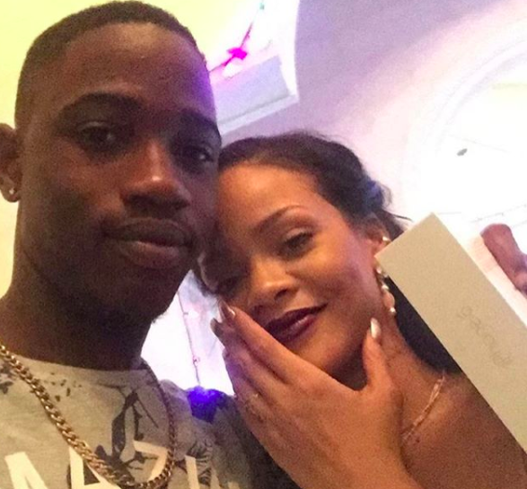 Rihanna Shares That Her Cousin Was Killed From Gun Violence