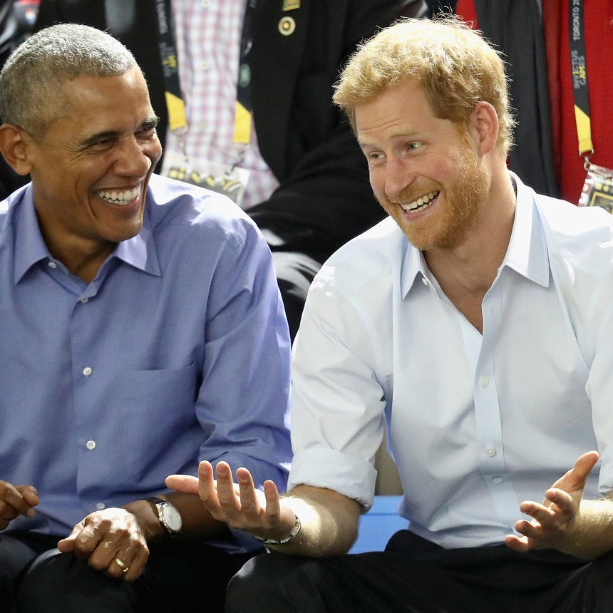 Inviting The Obamas To Prince Harry And Meghan Markle's Wedding Could Cause A Crisis. But So What?