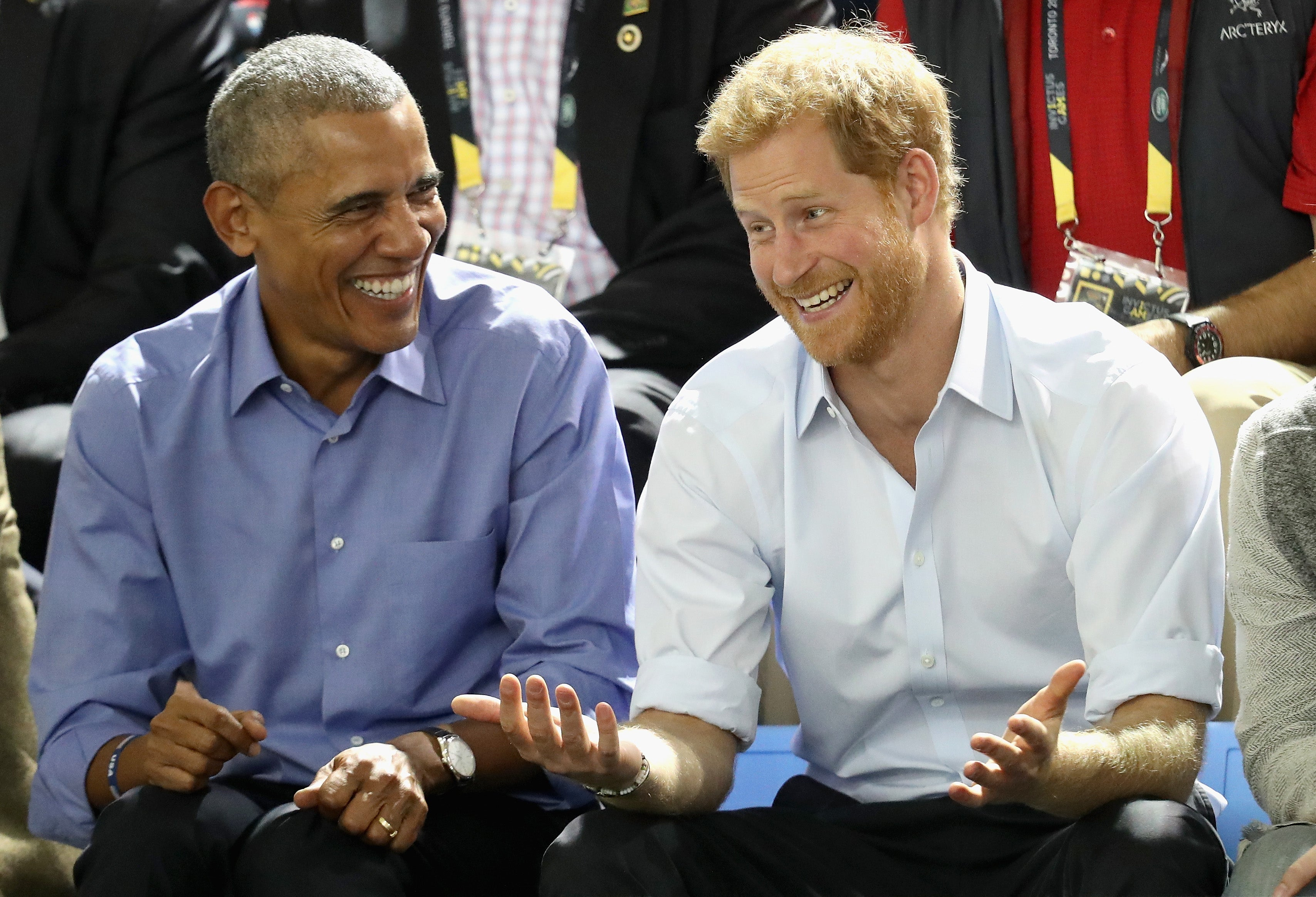 Inviting The ObamasTo Prince HarryAnd Meghan Markle's Wedding Could Cause A Crisis. But So What?
