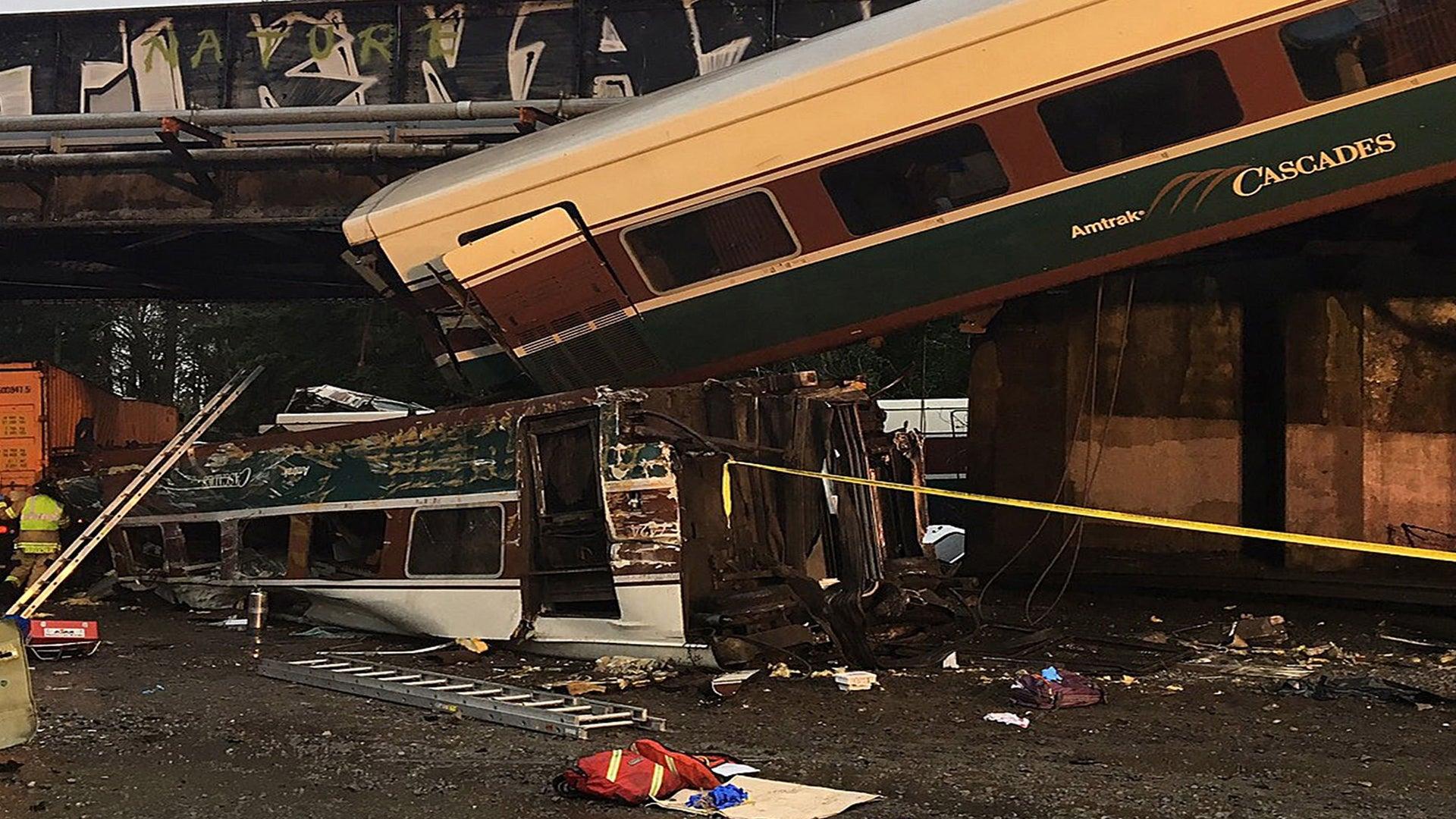 Multiple People Killed After Amtrak Derails Near Seattle