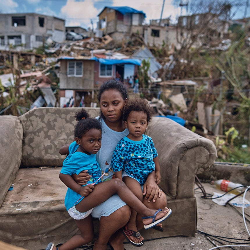Puerto Rico Said 64 People Died In Hurricane Maria. A New Report Puts The Death Toll Over 1,000