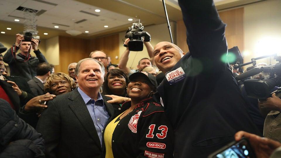 Doug Jones Just Won The Alabama Senate Election