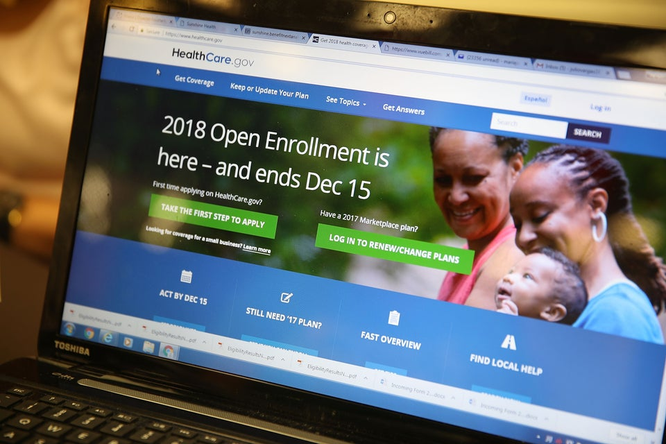 Trump Predicted Obamacare Would Implode. But Nine Million People Have Signed Up For Next Year