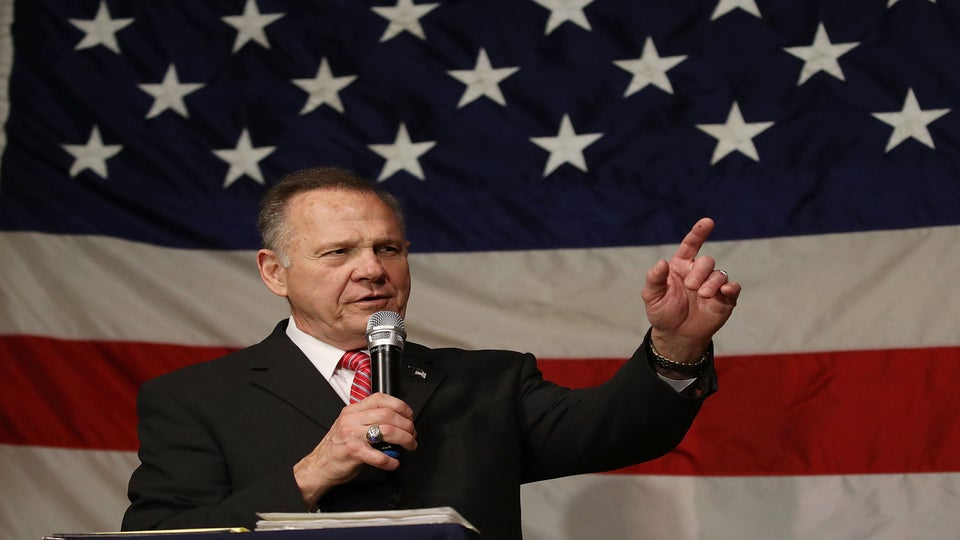 Roy Moore Releases Video Refusing To Concede Defeat In Alabama