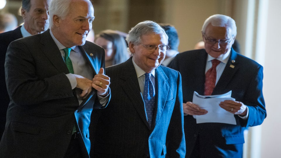 The Senate Has Passed The GOP's Sweeping $1.5 Trillion Tax Reform Plan