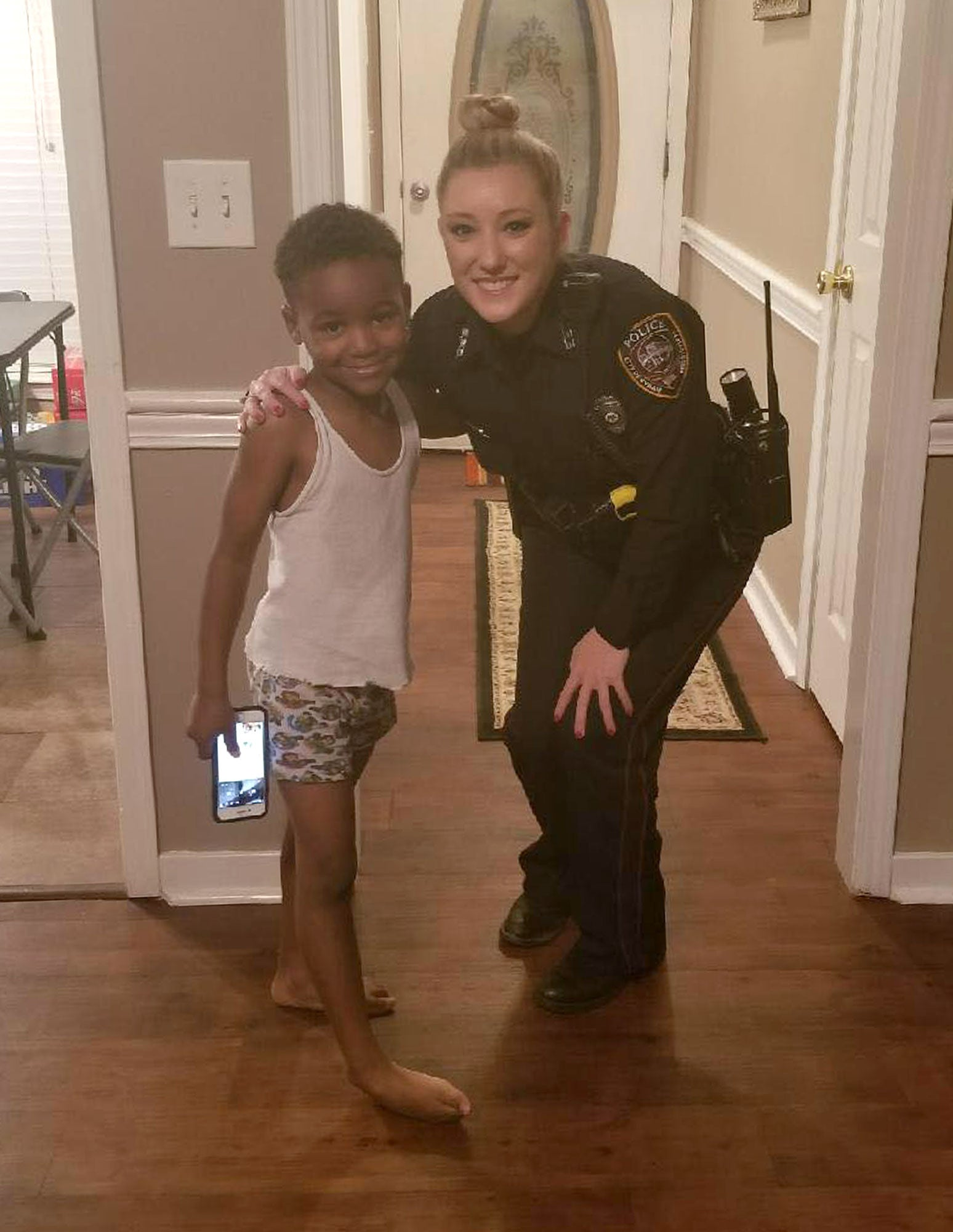 5-Year-Old Helps Apprehend the Grinch After Calling 911 to Stop Him from Stealing Christmas