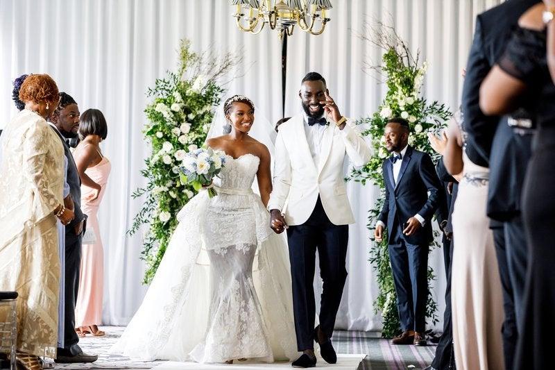 852334b2dc5a ESSENCE Bridal Bliss Awards Winners 2017 - Best Black Wedding ...