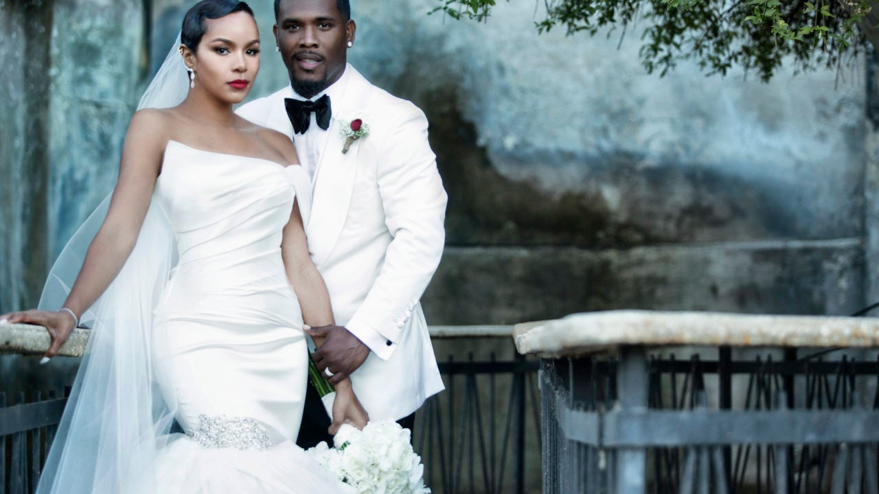EXCLUSIVE: LeToya Luckett's First Wedding Photos and Details