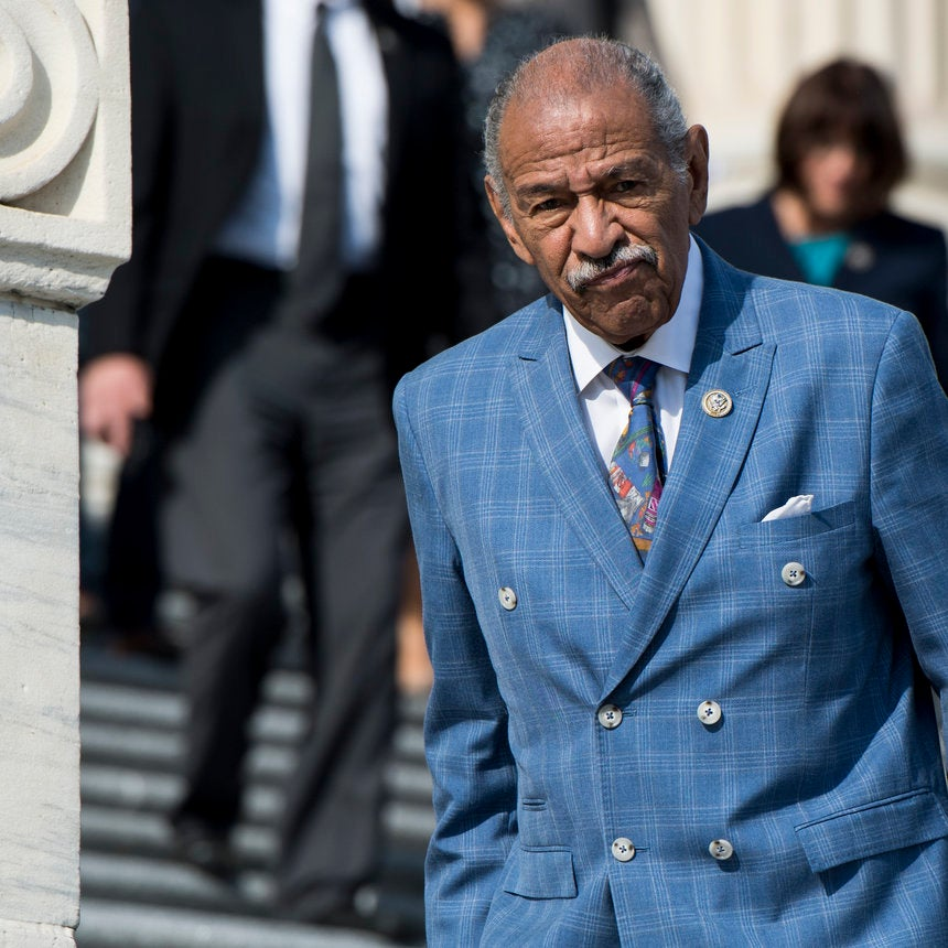 Nancy Pelosi Says John Conyers Should Resign Over Sexual Harassment Allegations