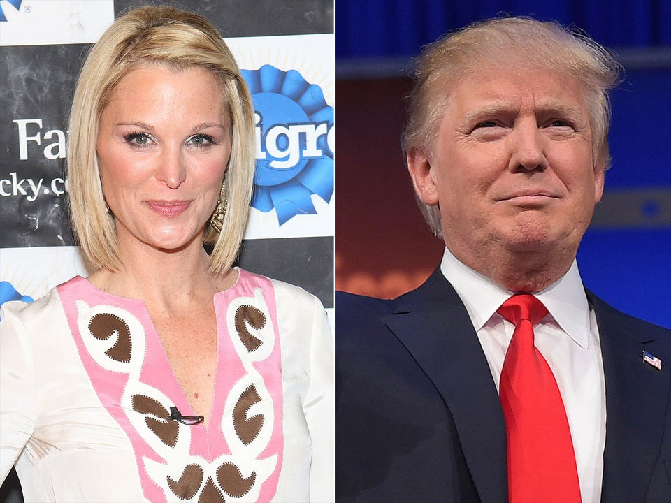 Former Fox News Anchor Juliet Huddy Says Donald Trump Tried to Kiss Her While He Was Married