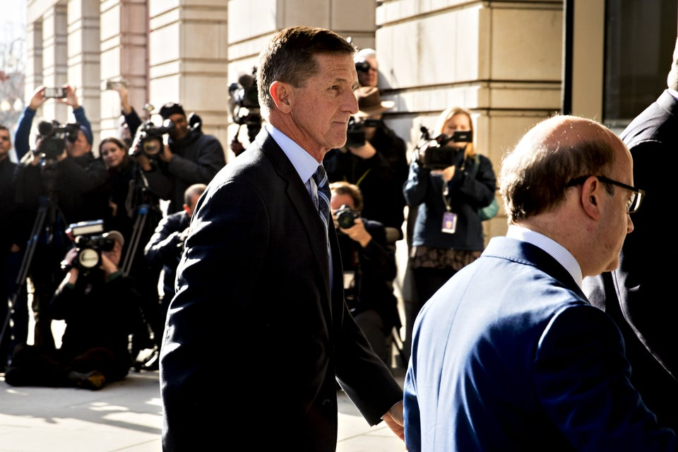 Michael Flynn Has Pleaded Guilty to Lying to the FBI