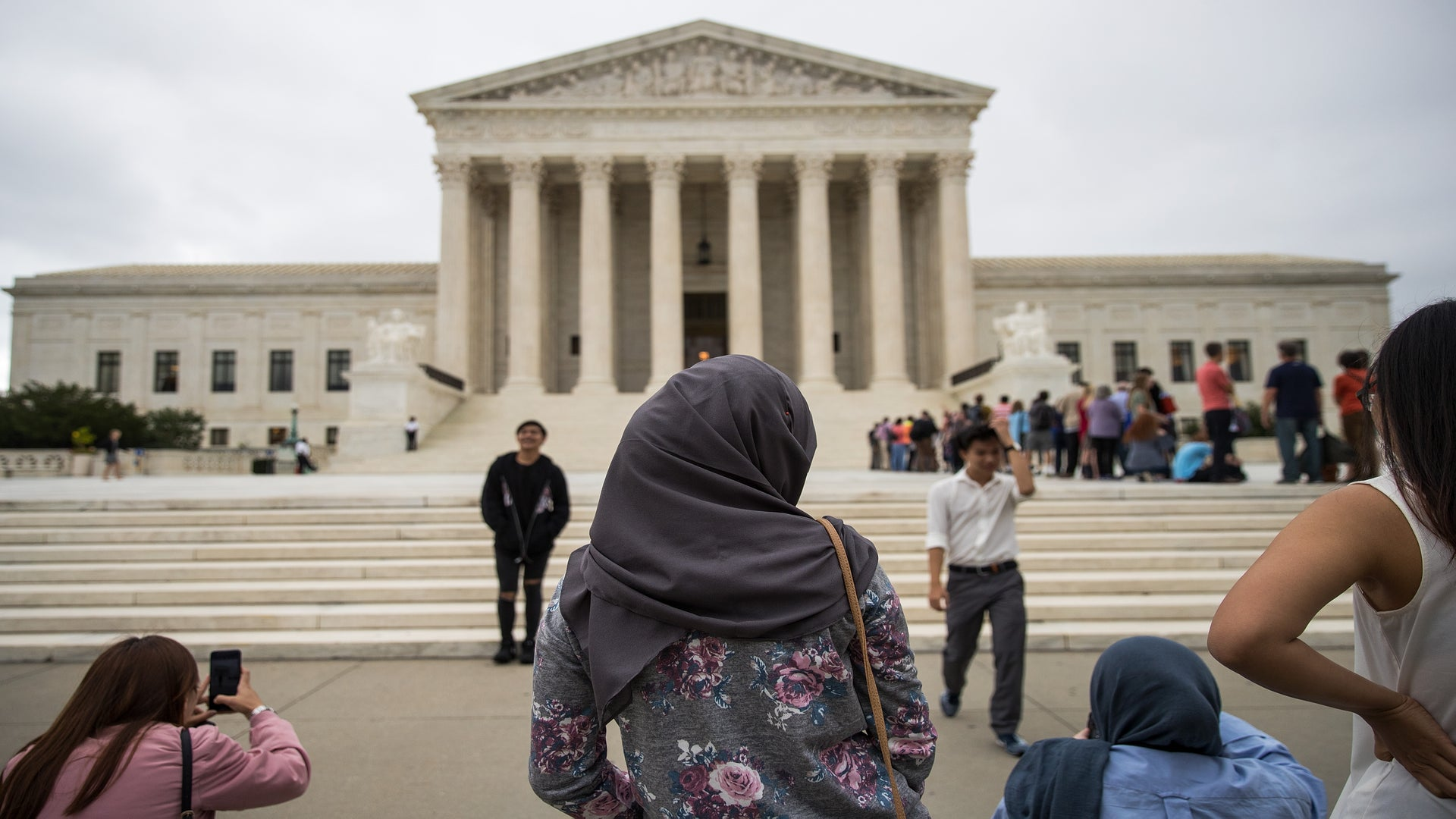 Supreme Court Allows Full Enforcement Of President Trump's Travel Ban