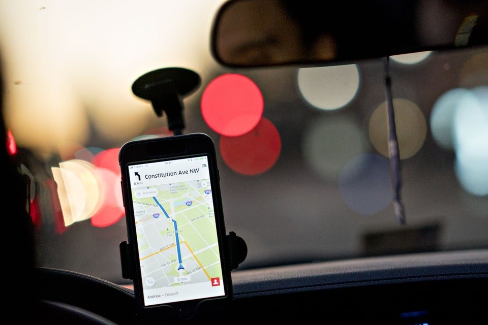 Uber Driver Accused of Raping 16-Year-Old Passenger