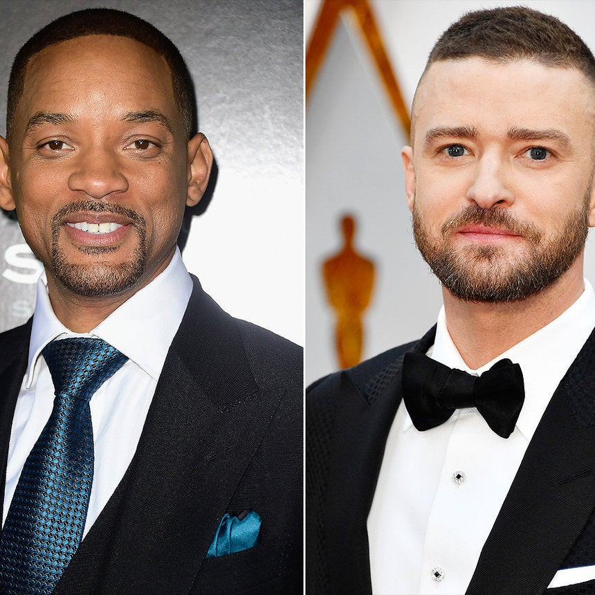 Will Smith Trolls Justin Timberlake Warning Singer Not To Repeat 'Nipplegate' At The Super Bowl