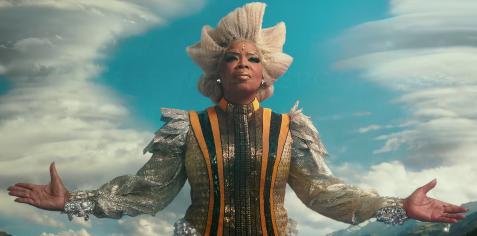 Oprah comes to life in new A Wrinkle in Time posters, trailer