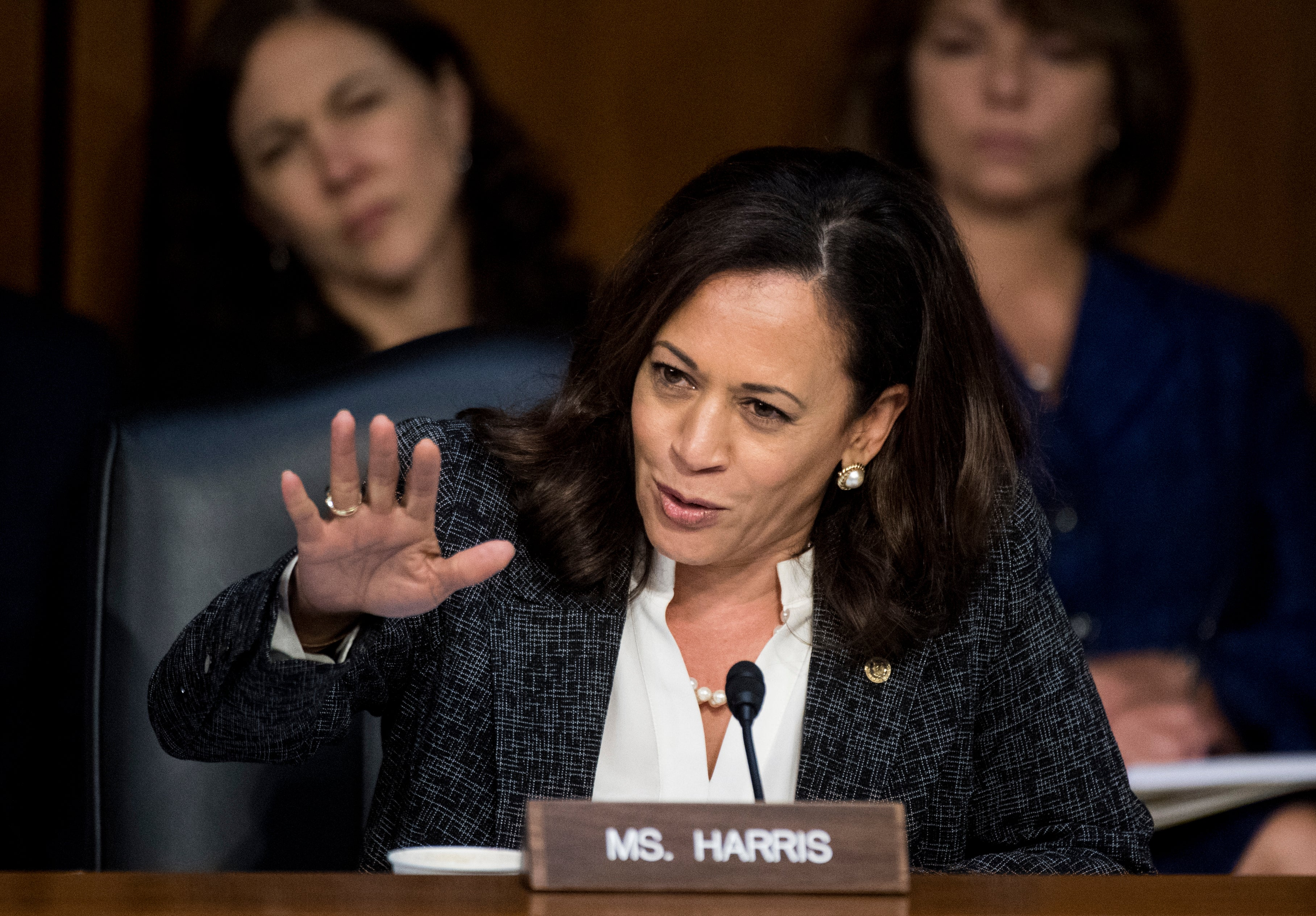 Sen. Kamala Harris On 2020 Election: 'It's Going To Be Ugly'