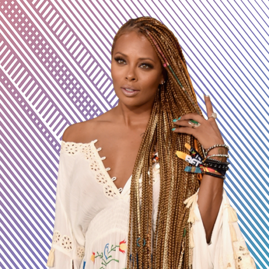Eva Marcille's Mom Threw Her A 'Simply Perfect' Garden-Themed Bridal Shower