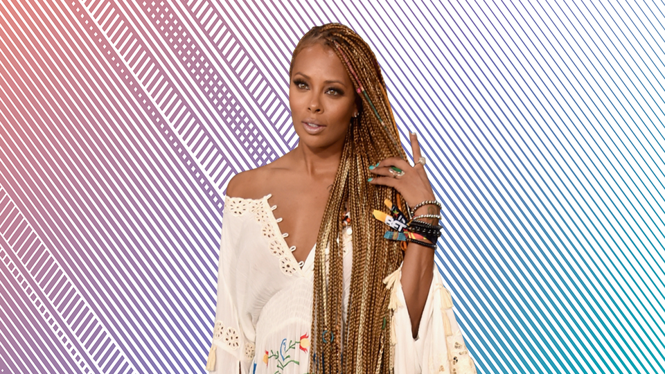 Eva Marcille On Planning Her Dream Wedding, The Joys Of Motherhood And Letting Go Of The Past