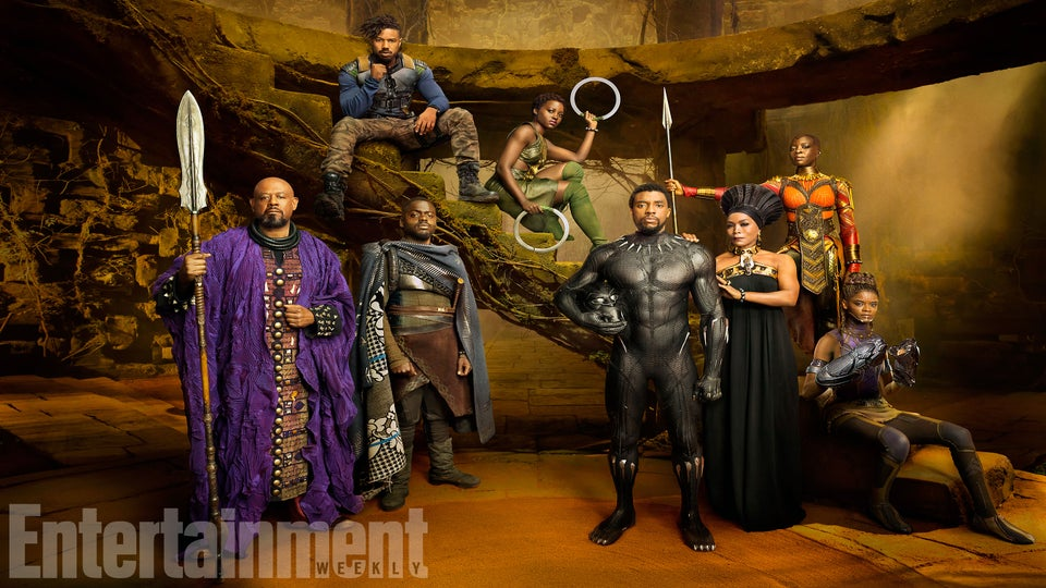 Racist Trolls Make False Assault Claims At 'Black Panther' Screenings