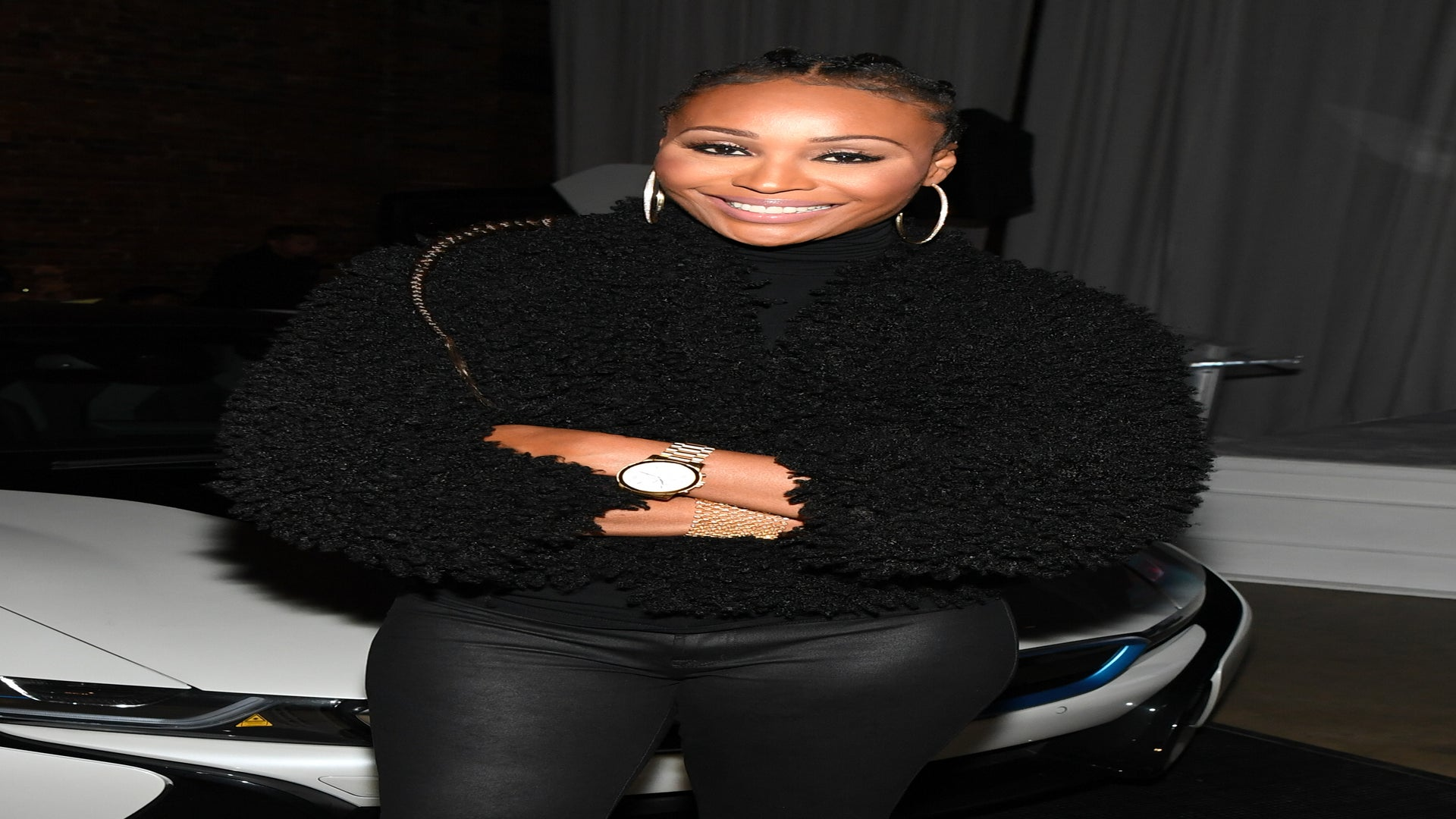 Cynthia Bailey Debuts New Braided 'Do on the 'Gram