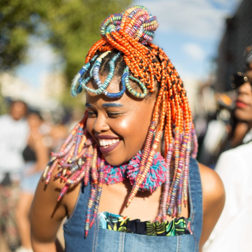 See All the Amazing Beauty Moments From AfroPunk South Africa 2017