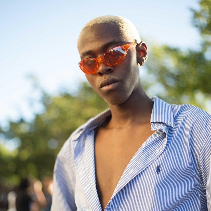 Beautiful Men Took Over AfroPunk South Africa 2017