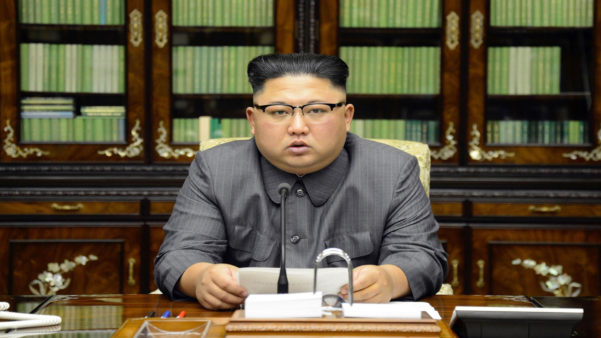 Kim Jong Un: North Korea's Nuclear Forces Are A Reality, Not A Threat