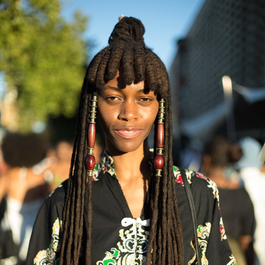 The Epic Hairstyles from AfroPunk South Africa 2017
