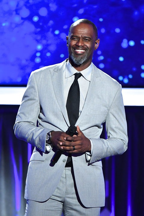 Brian McKnight Weds In New Year's Eve Wedding