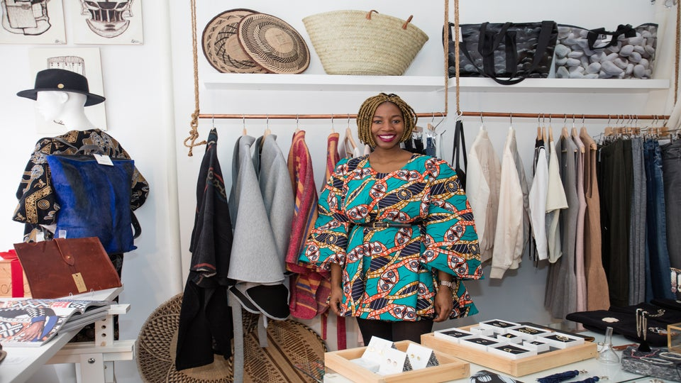Boutique Boss: This Brooklyn Entrepreneur Opened A Boutique Spotlighting Designers From The Diaspora
