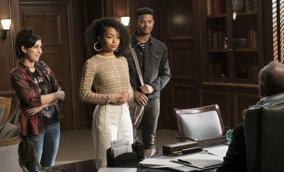'Grown-ish' Isn't A 'Different World' – It's The College Show We Didn't Know We Needed