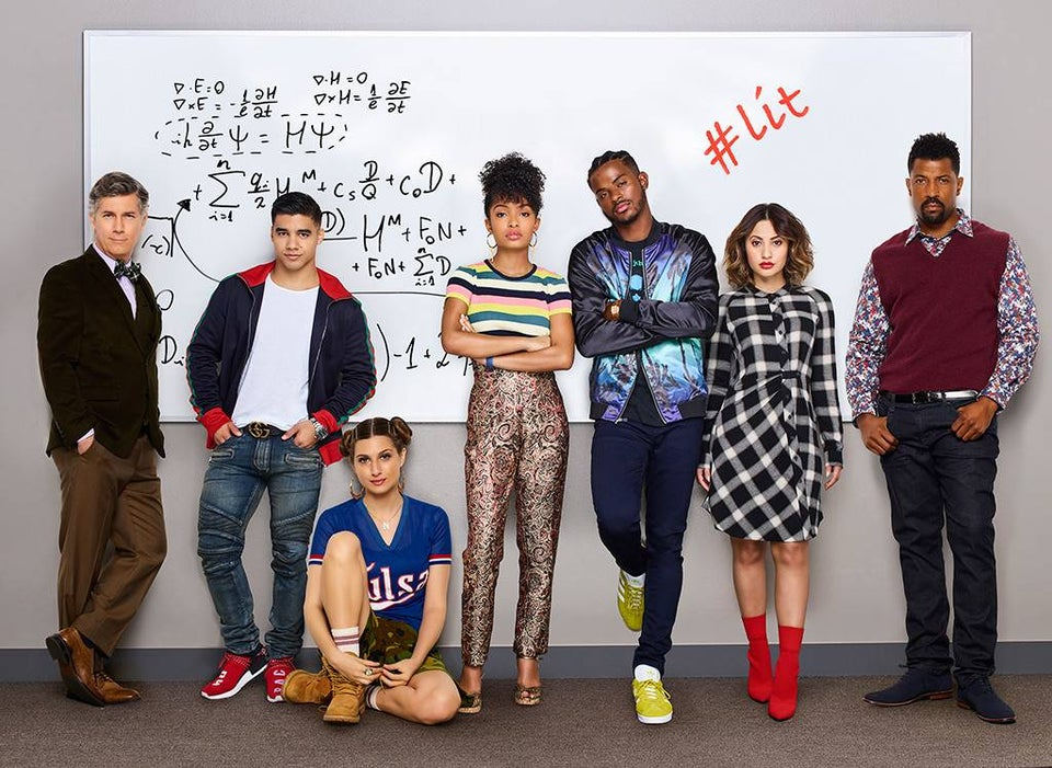 'Grown-ish' Pulls From College Experience In A Millennial Gaze