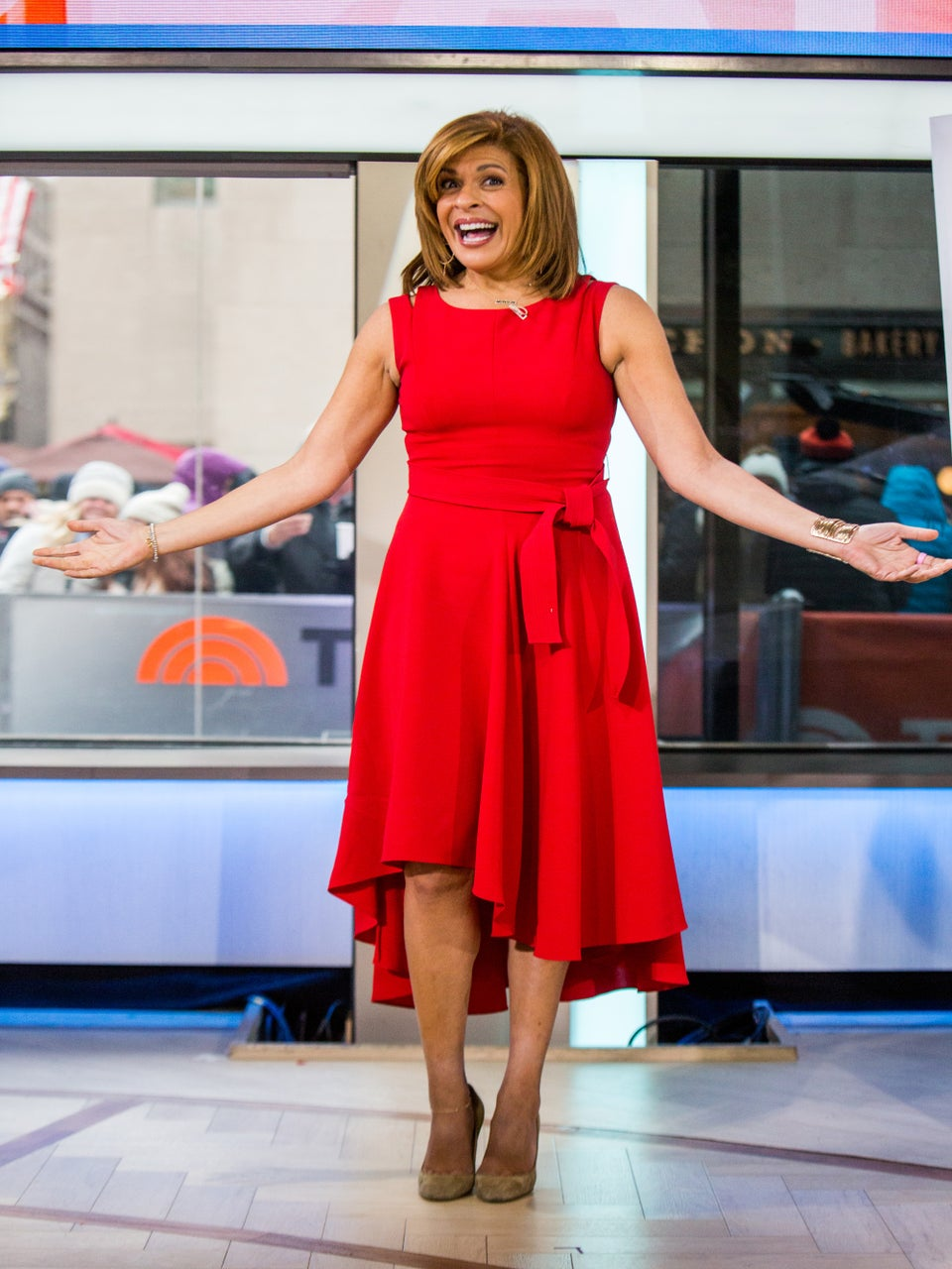 Hoda Kotb Is The Right Choice To Replace Matt Lauer, But Now We Need To Discuss Pay