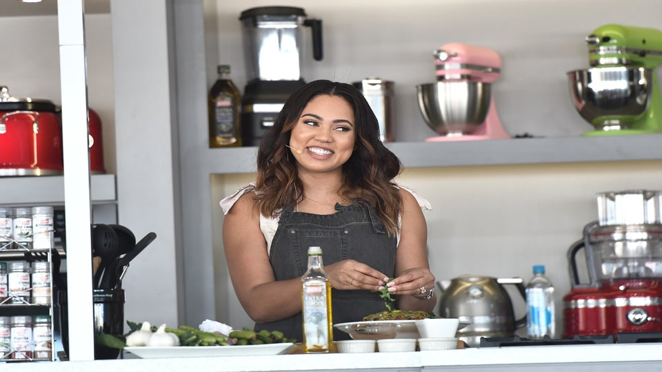 Ayesha Curry Says Harassing Fan 'Bumped Me In My 8-Month-Pregnant Belly'