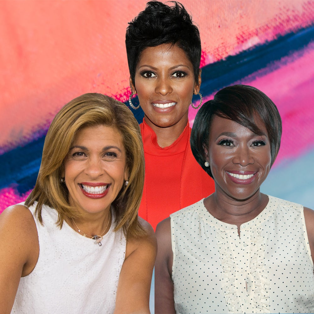 Black Women Broadcast Journalists - Essence
