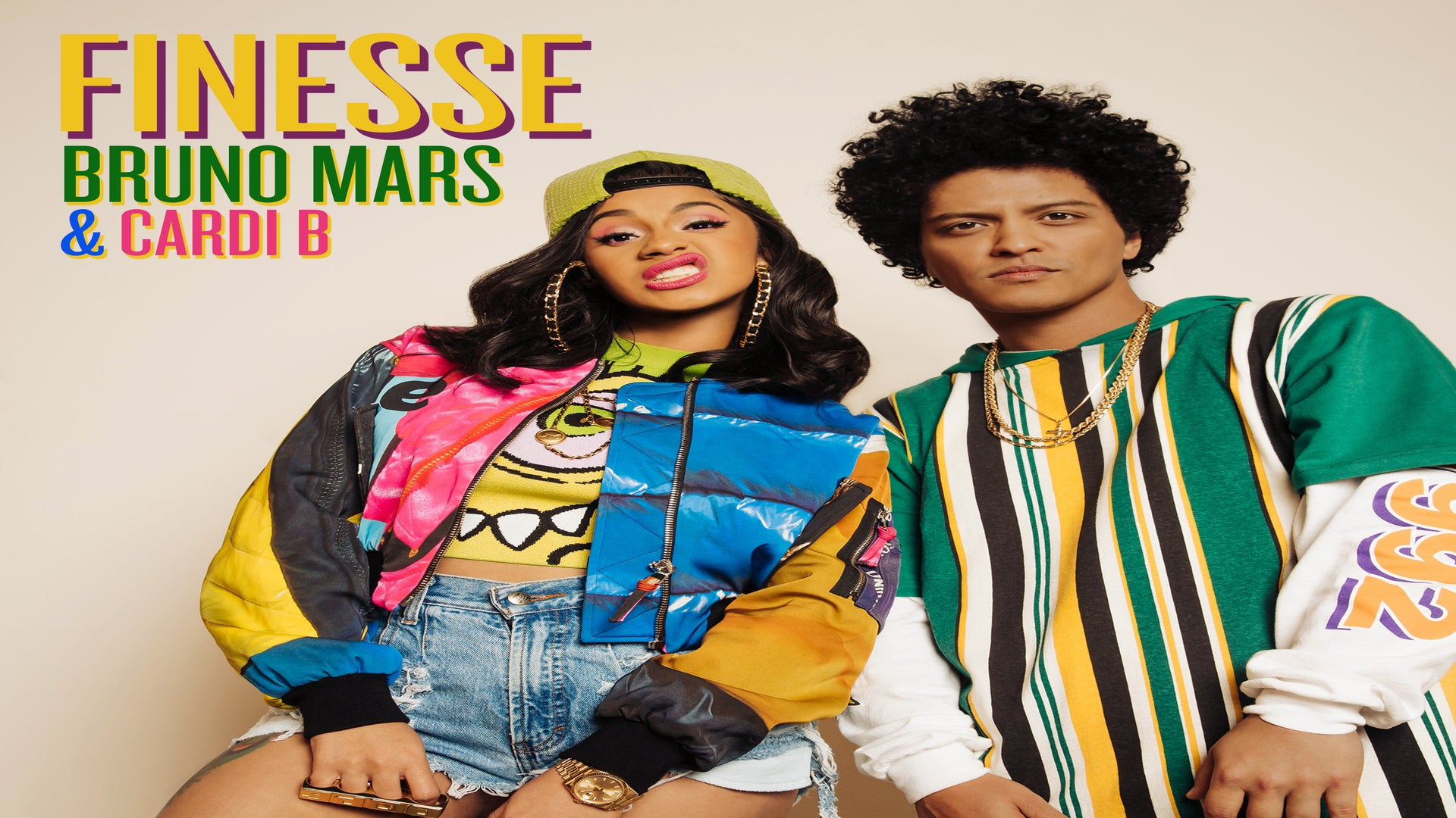 The Quick Read: Bruno Mars And Cardi B Drop 'In Living Color' Inspired Video For 'Finesse'