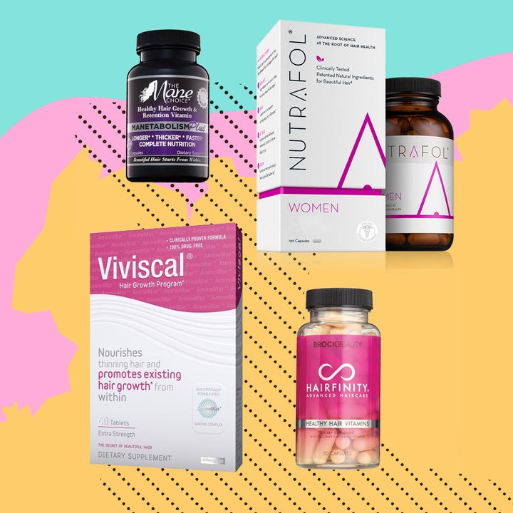 4 Real Women Try the Most Popular Hair Growth Supplements
