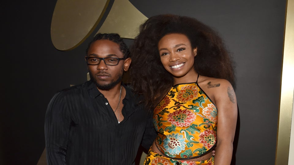 SZA And Kendrick Lamar Earn Their First Golden Globe Nominations For 'All The Stars'